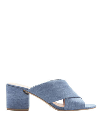 Rhoda Denim Sandals, DENIM, hi-res