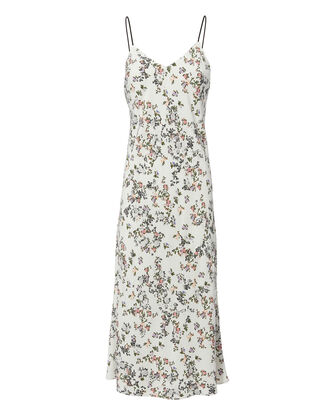 Astrid Floral Slip Dress, MULTI, hi-res