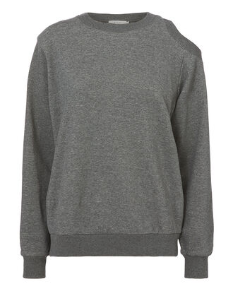 Covell Sweatshirt, GREY, hi-res