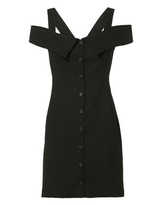 Graham Dress, BLACK, hi-res