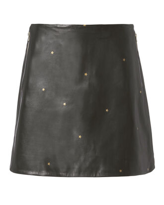 Jolie Star Mini Skirt, BLACK, hi-res
