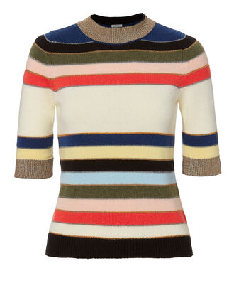 Saint German Striped Top, MULTI, hi-res