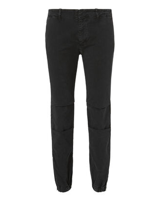 Carbon French Military Pants, NAVY, hi-res
