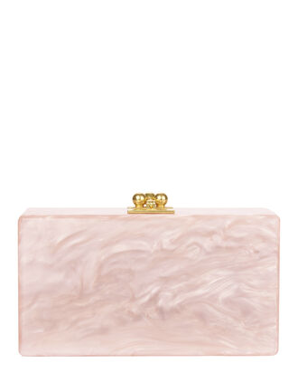 Jean Rose Clutch, PINK, hi-res