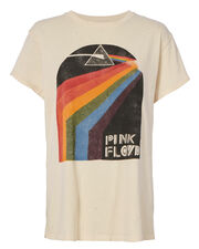 Pink Floyd The Dark Side Of The Moon Tee, WHITE, hi-res