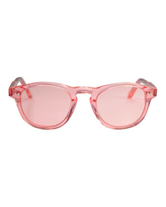 Clear Pink Sunglasses, PINK, hi-res