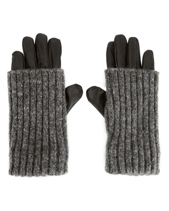 Popover Gloves, BLACK/WHITE, hi-res