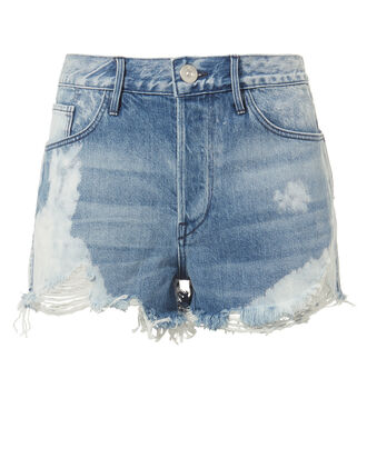 W2 Mason Shorts, DENIM, hi-res