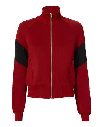 Rio Track Jacket, CBK-RED, hi-res