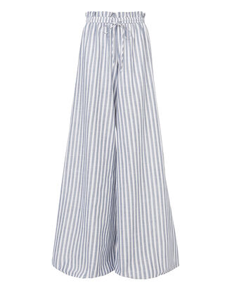 Paper Bag Striped Pants, PATTERN, hi-res