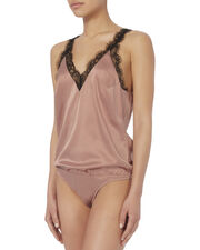 Margot Lace Bodysuit, PINK, hi-res