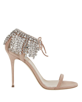 Mistico Crystal Ankle Sandals, BLUSH/NUDE, hi-res