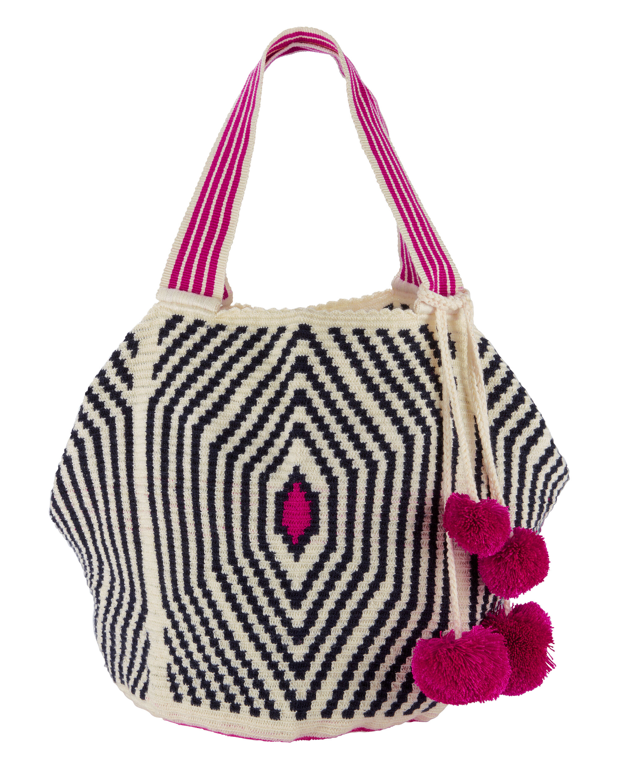 Jonas Cotton Tote, MULTI, hi-res