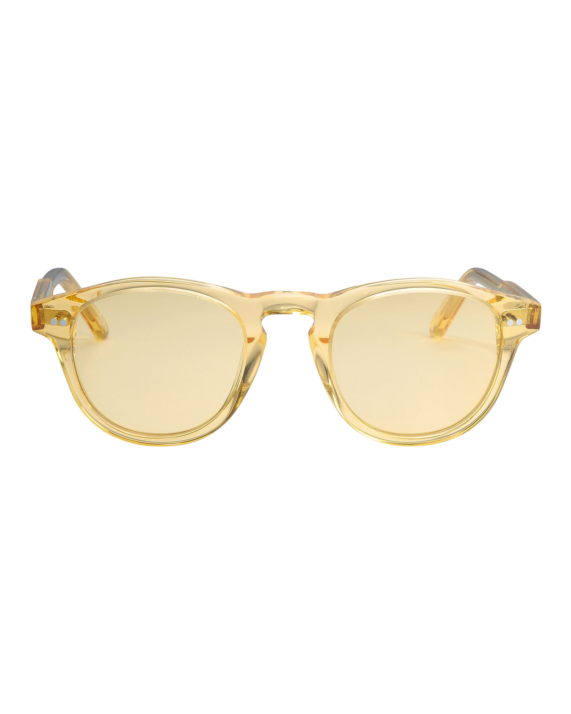 Clear Yellow Sunglasses, YELLOW, hi-res