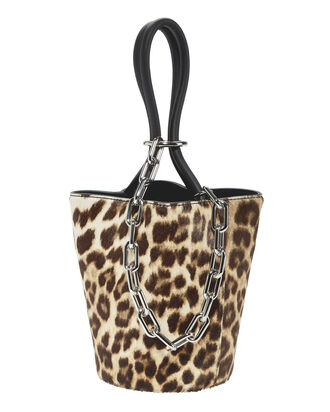 Roxy Leopard Mini Bucket Bag, PATTERN, hi-res