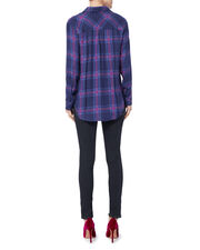 Taitum Plaid Shirt, PATTERN, hi-res