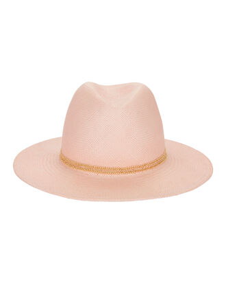Panama Continental Blush Hat, BLUSH, hi-res