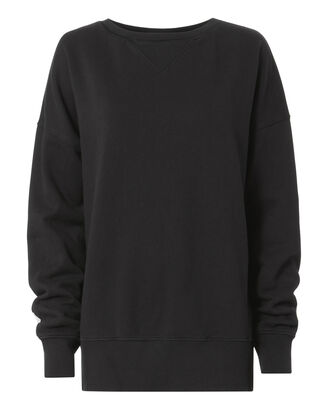 L.A. Sweatshirt, BLACK, hi-res
