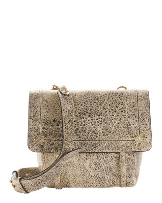 Jeremie Flap Over Shoulder Bag, GREY, hi-res