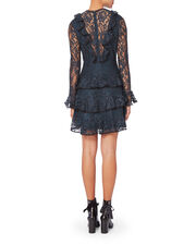 Tracie Lace Dress, NAVY, hi-res