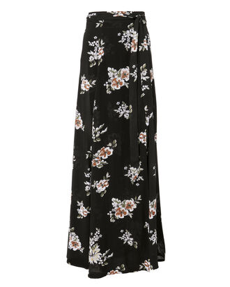 Terviso Floral Maxi Skirt, MULTI, hi-res