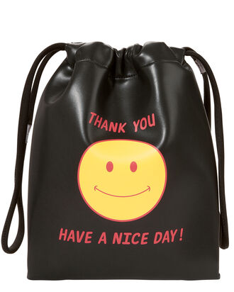 Have A Nice Day Bag, BLACK, hi-res