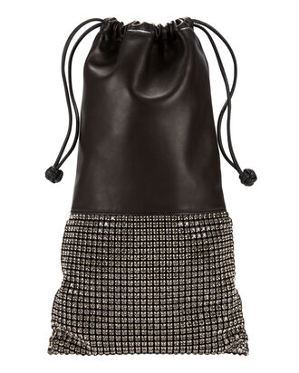 Ryan Rhinestone Dustbag, GREY, hi-res
