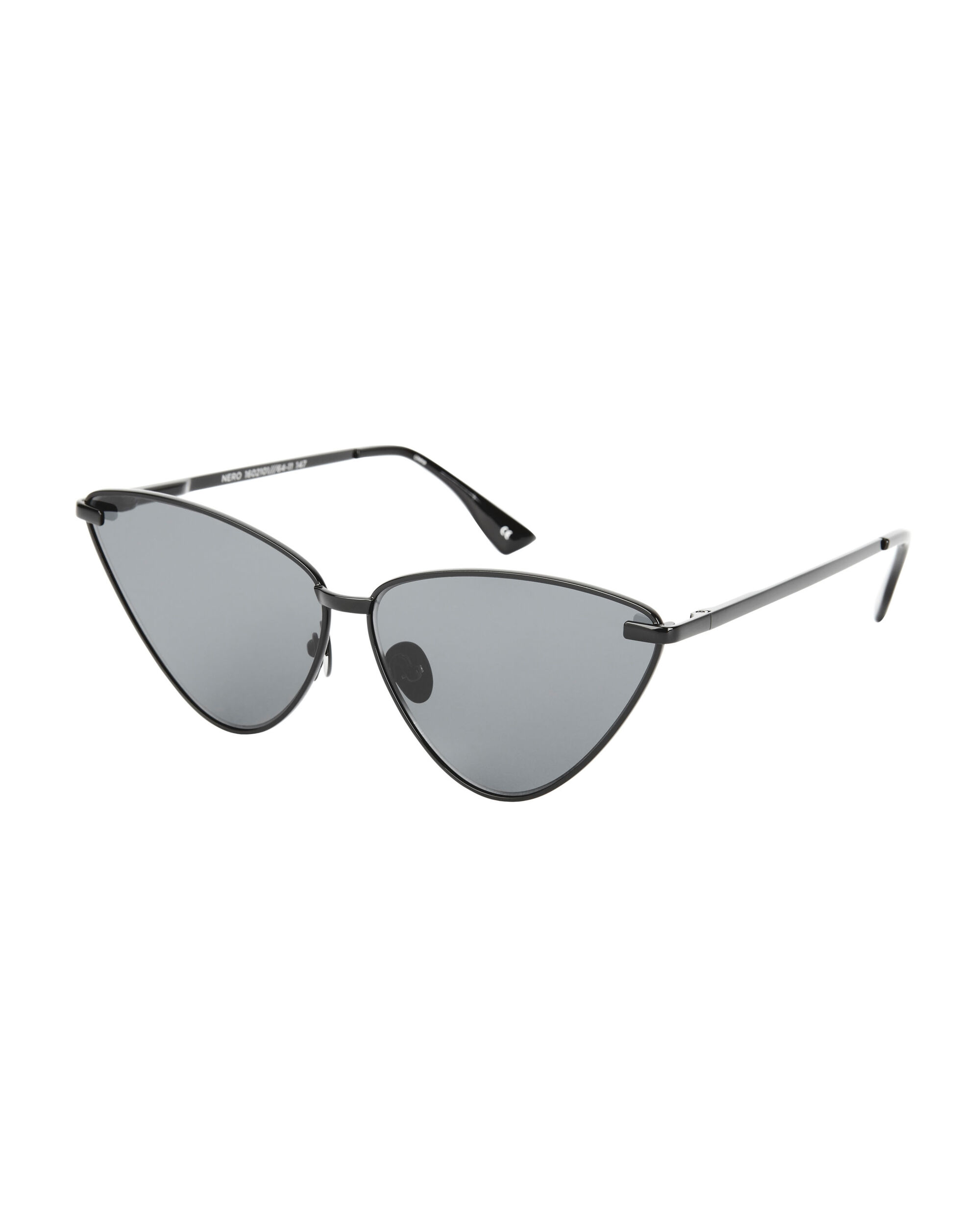Nero Cat Eye Sunglasses, BLACK, hi-res
