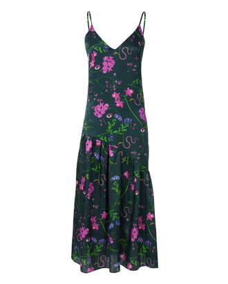 Joana Slip Dress, PRINT, hi-res