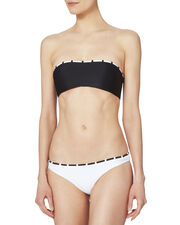 Chain Reaction Bikini Bottom, WHITE, hi-res