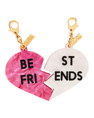 Best Friends Charm, PINK, hi-res