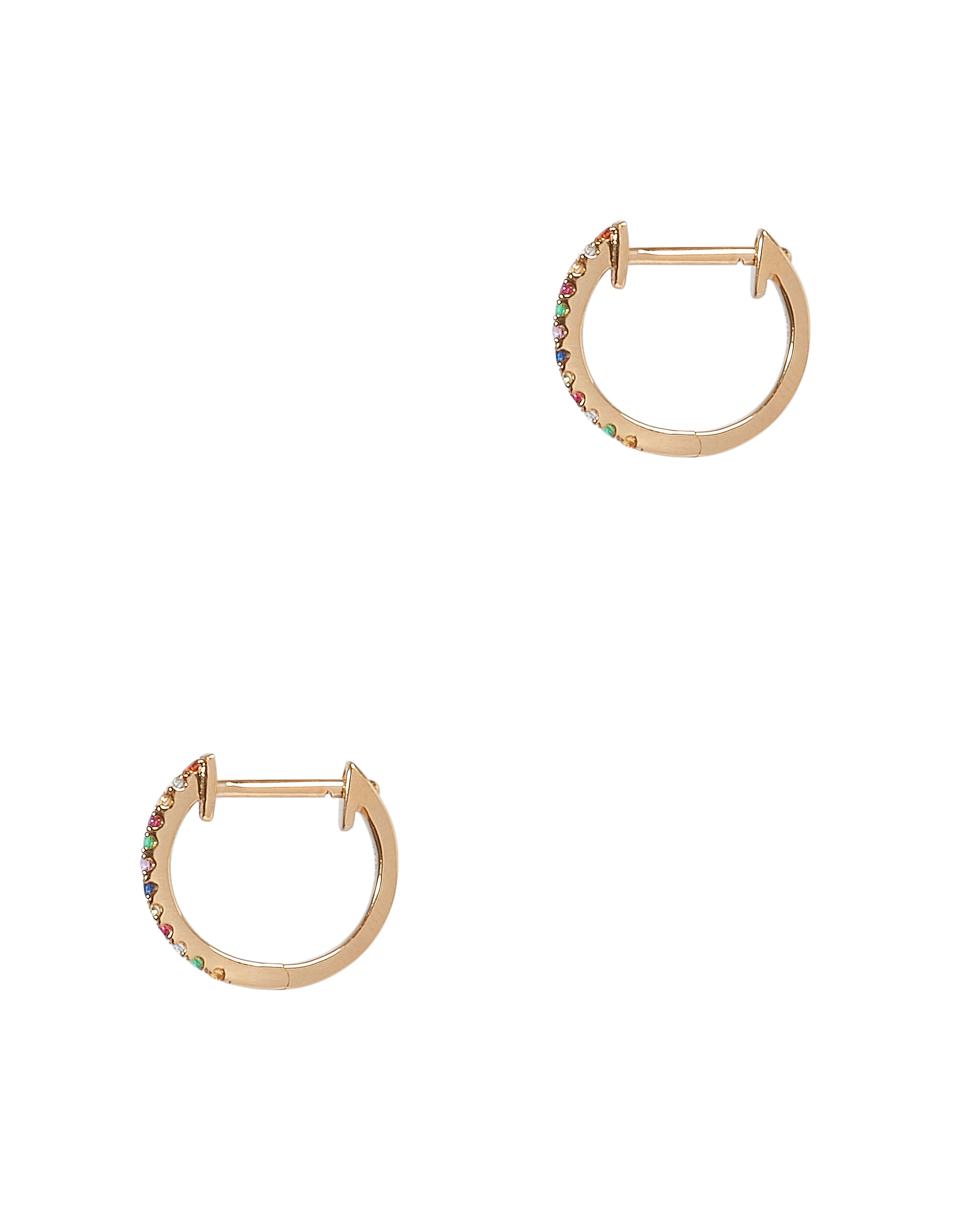 Candy Crush Huggie Hoops, GOLD, hi-res