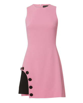 Cady Colorblock Dress, MULTI, hi-res