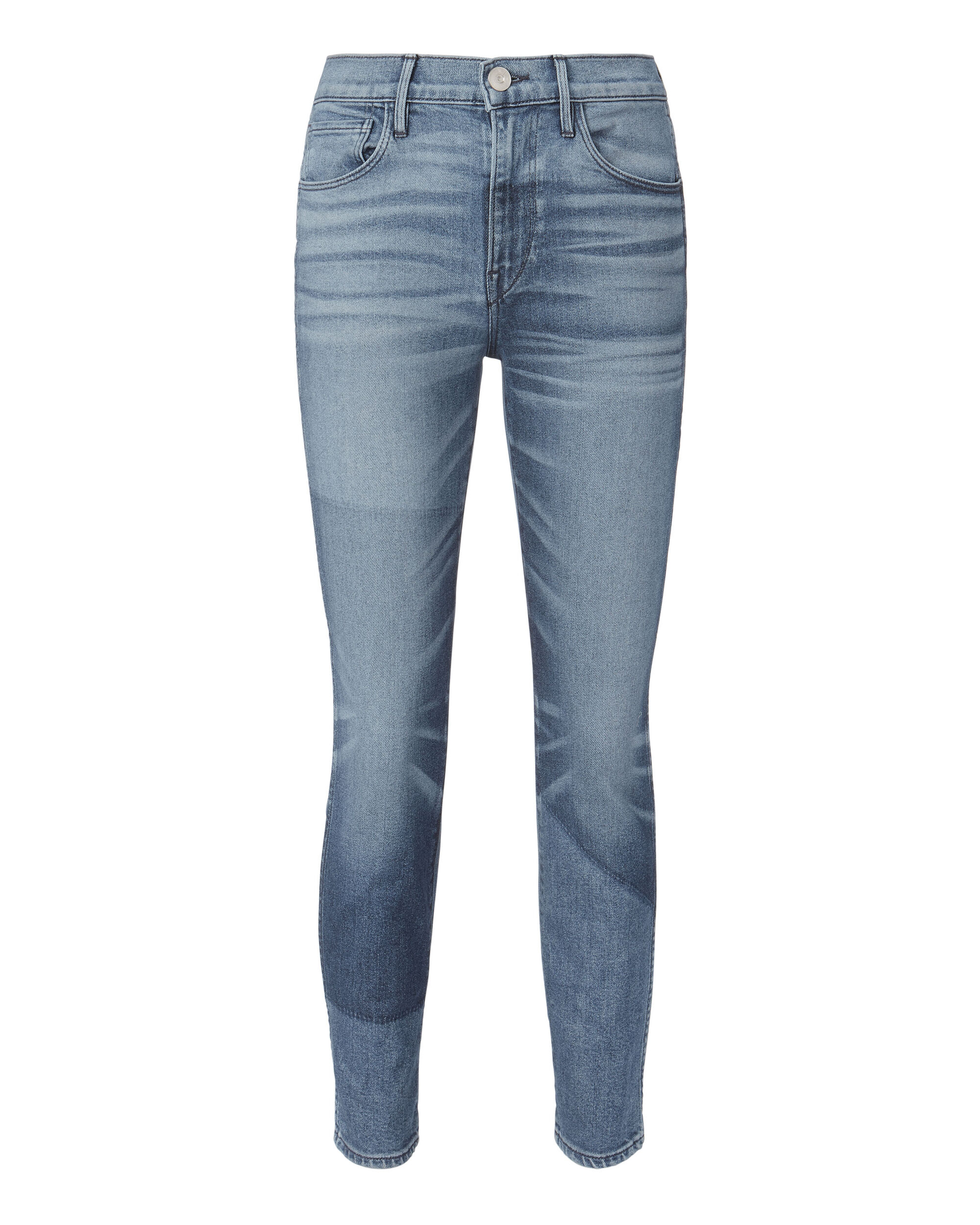Shadow Authentic Cropped Jeans, DENIM, hi-res