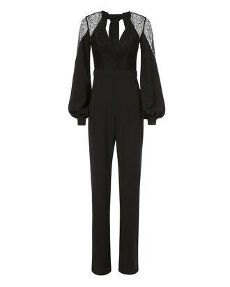 Rosalie Jumpsuit, BLACK, hi-res