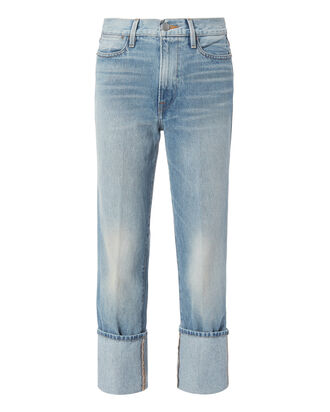 Rigid Release Echo Straight Leg Jeans, DENIM, hi-res