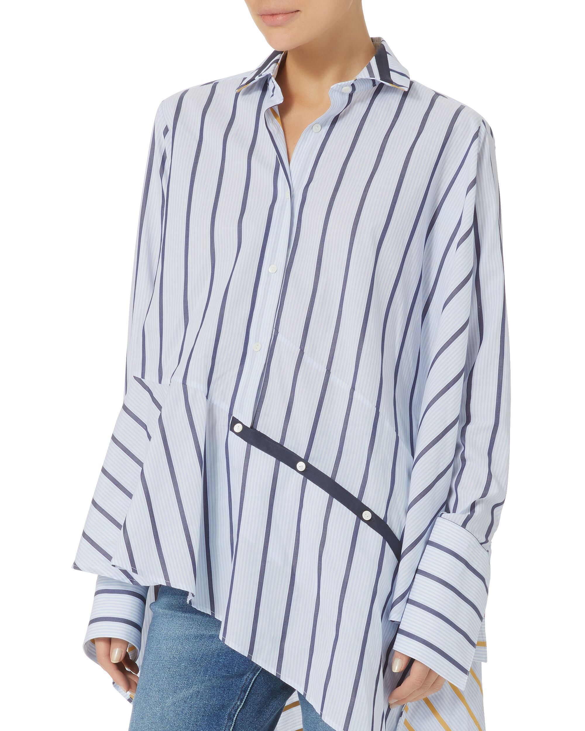 Striped Spicy Shirt, PATTERN, hi-res