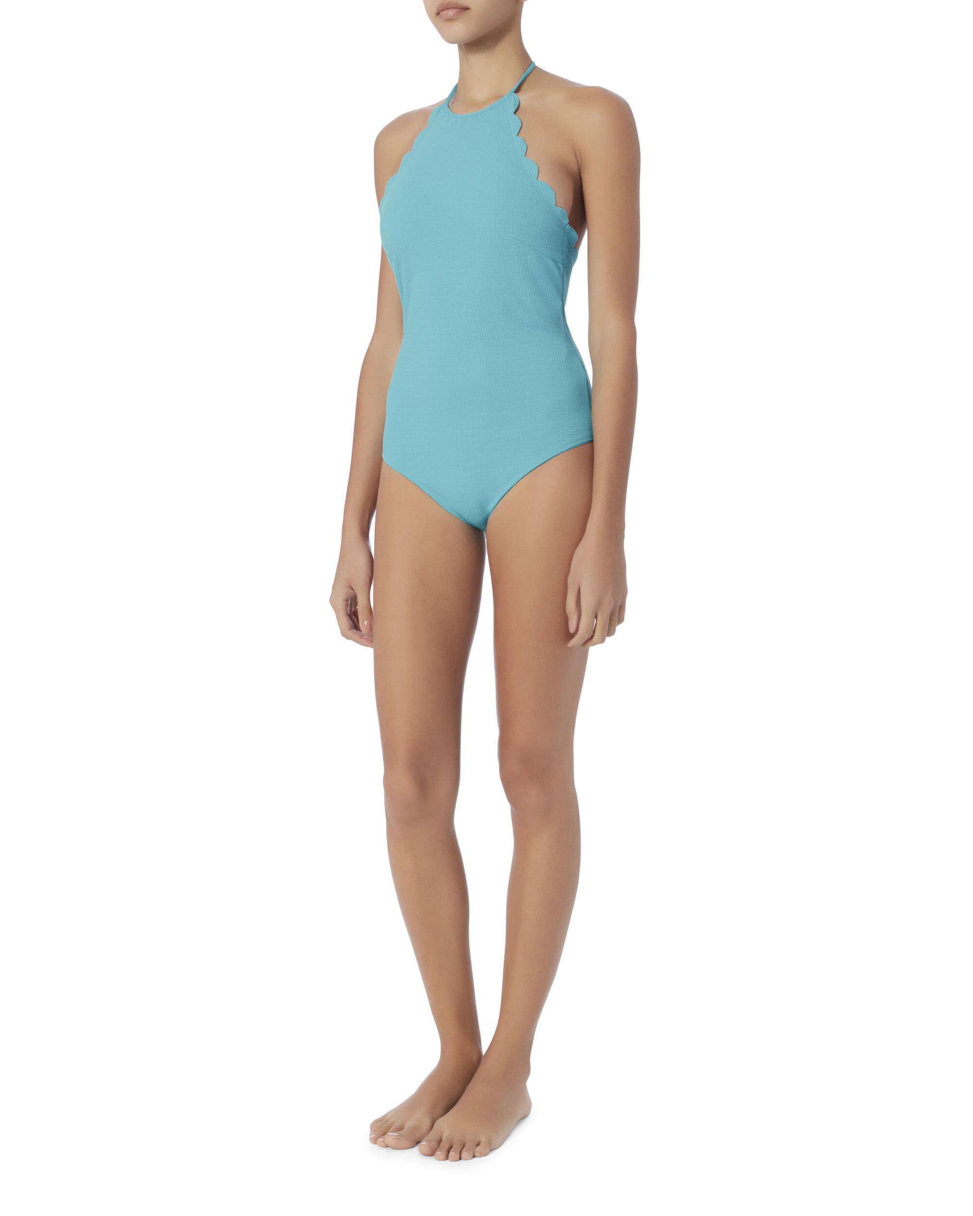 Mott Turquoise Maillot, TURQUOISE, hi-res