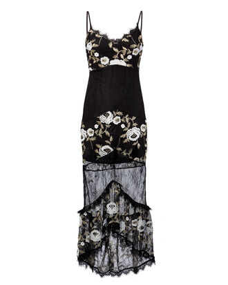 Jacquie Dress, BLACK, hi-res