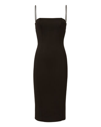 Sophie Cocktail Dress, BLACK, hi-res