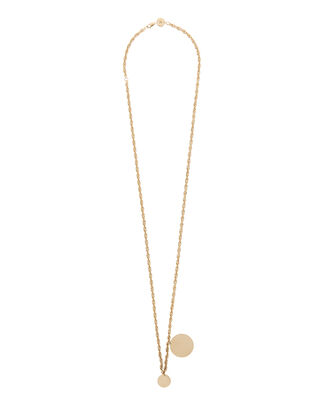 Lita Rope Chain Necklace, GOLD, hi-res