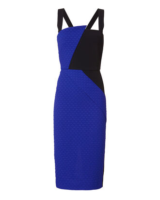 Hutton Midi Dress, MULTI, hi-res