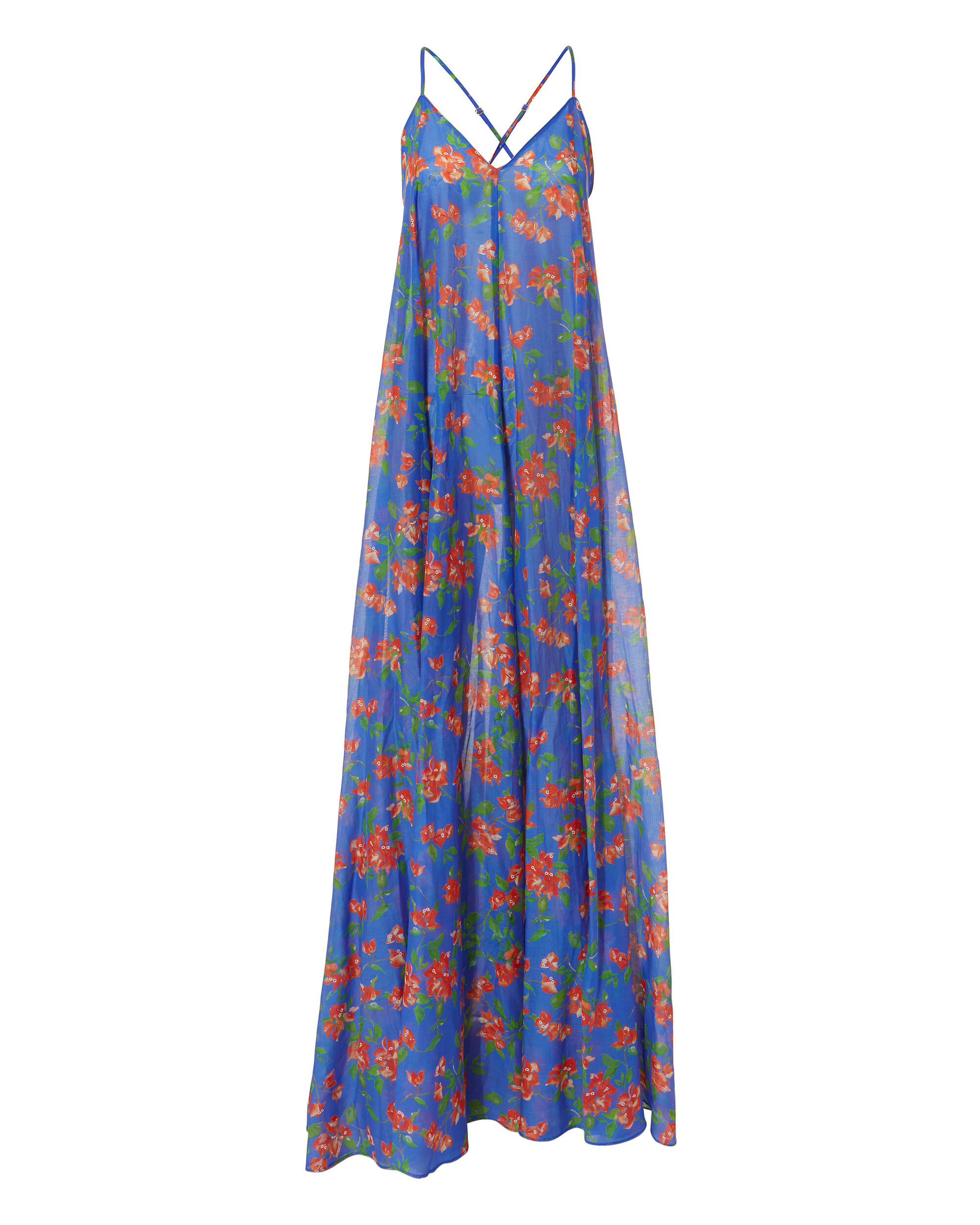 Ares Floral Maxi