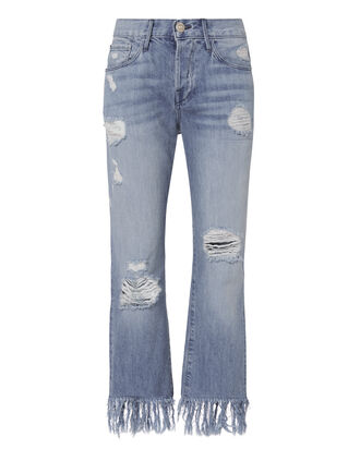 WM3 Mazzy Fringe Crop Jeans, DENIM, hi-res