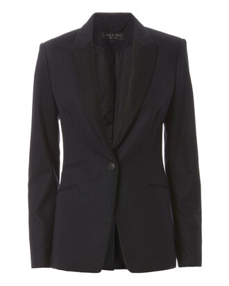 Duke Blazer, NAVY, hi-res