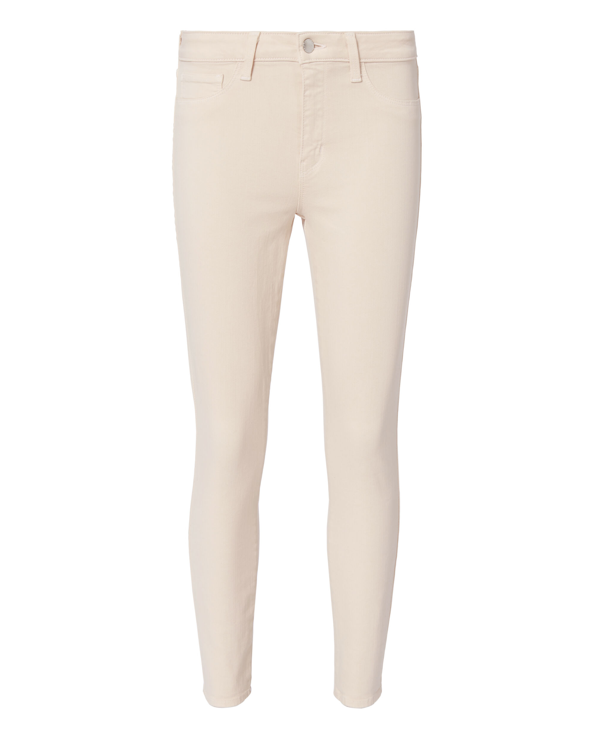 Margot Quartz High-Rise Ankle Skinny Jeans, PINK, hi-res