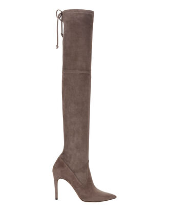Elisabella Over-The-Knee Boots, GREY, hi-res