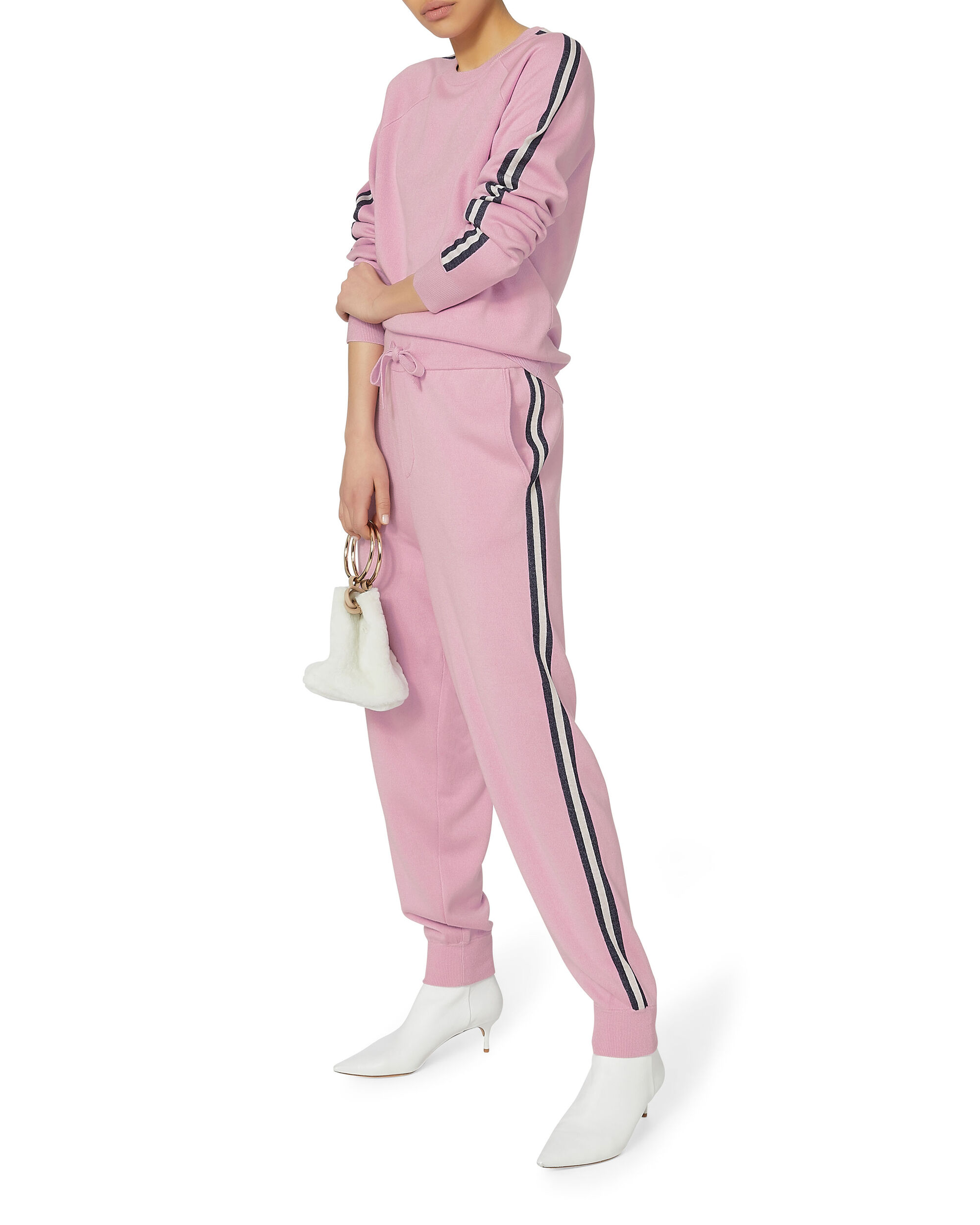 Missy Moscow Tracksuit Set, WHITE, hi-res