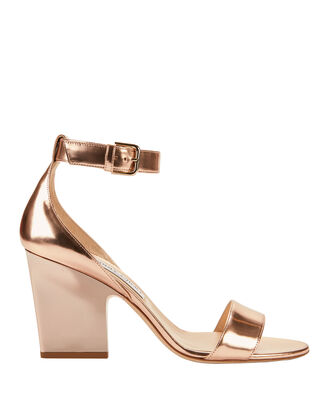 Edina Rose Gold Sandals, CBK-METALLIC, hi-res