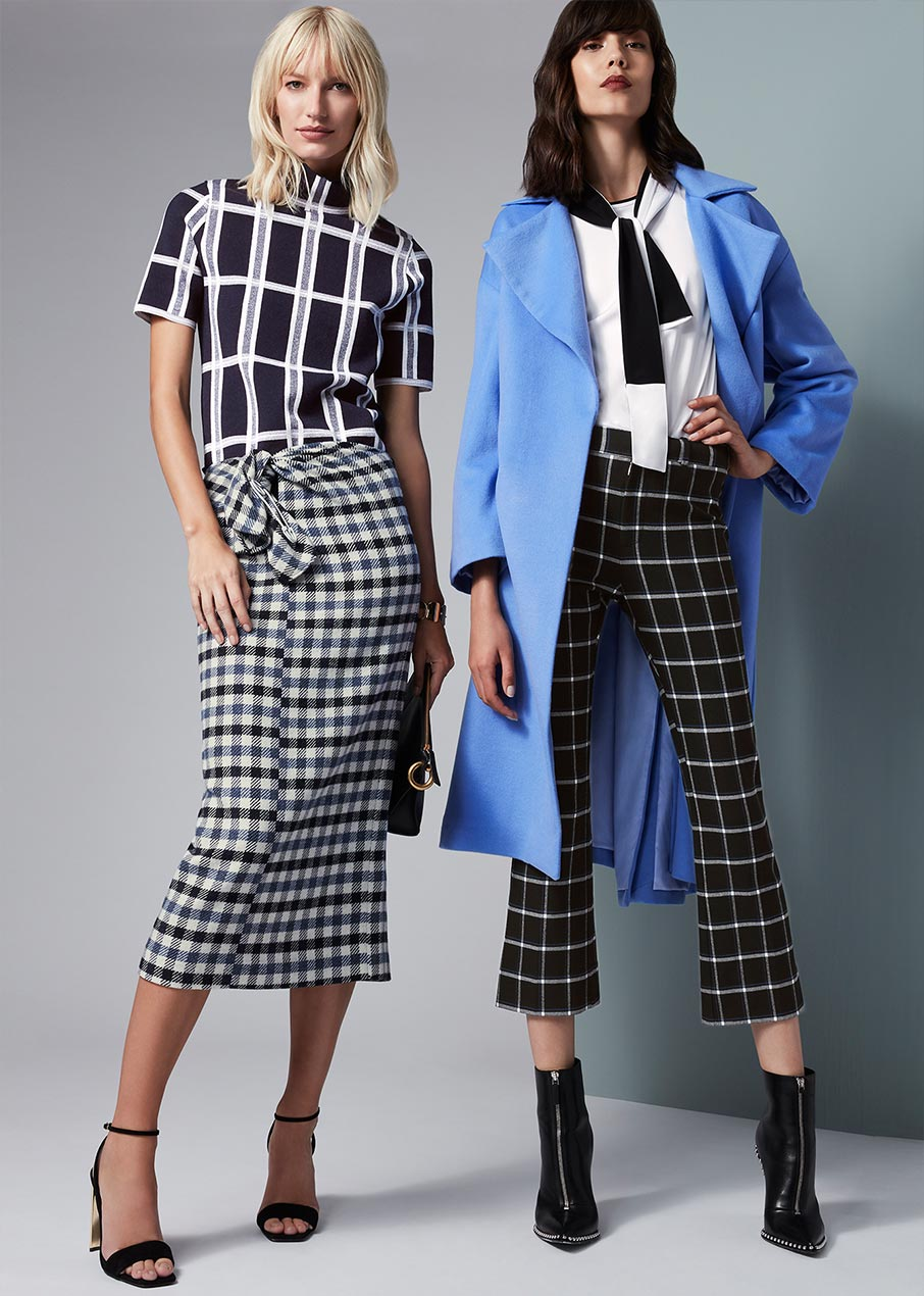 Mad for Plaid: Shop The Edit